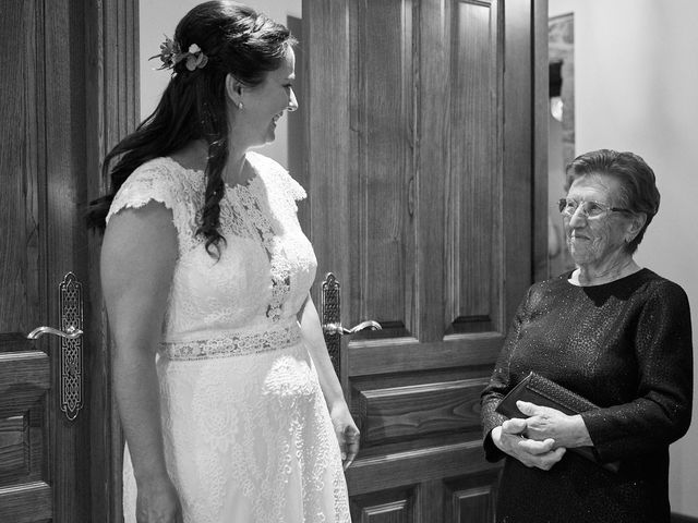 La boda de Óscar y Montse en Laracha (Laracha), A Coruña 15