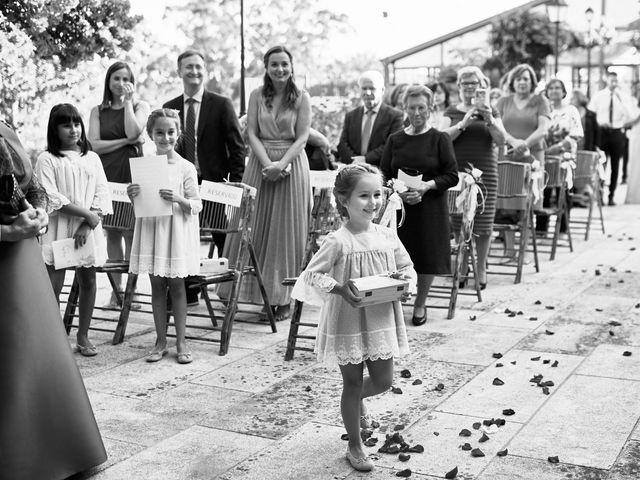La boda de Óscar y Montse en Laracha (Laracha), A Coruña 24