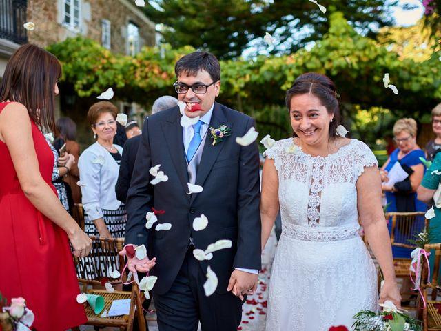 La boda de Óscar y Montse en Laracha (Laracha), A Coruña 38