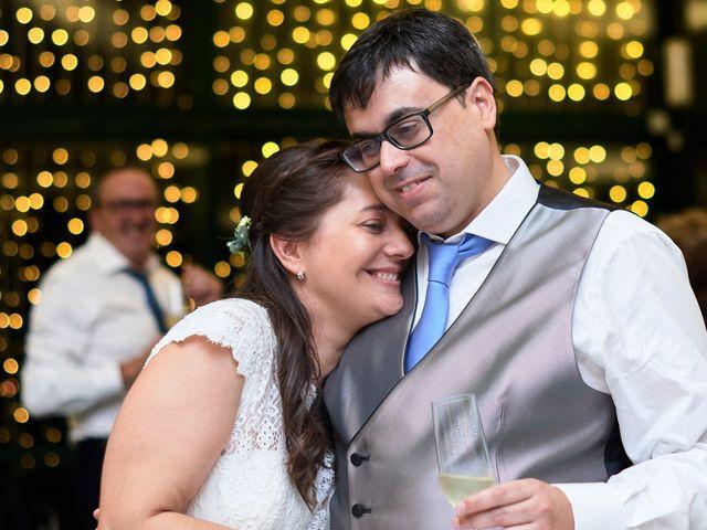 La boda de Montse y Óscar