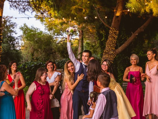 La boda de John y Mary Luz en Vila-seca, Tarragona 38