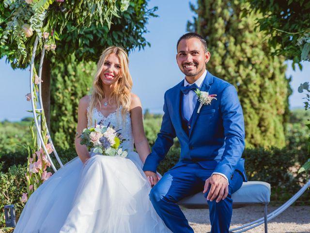 La boda de John y Mary Luz en Vila-seca, Tarragona 23