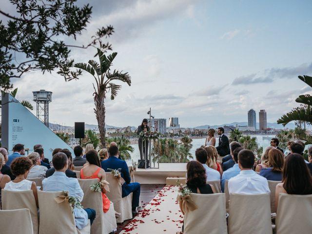 La boda de Víctor y Marta en Barcelona, Barcelona 48