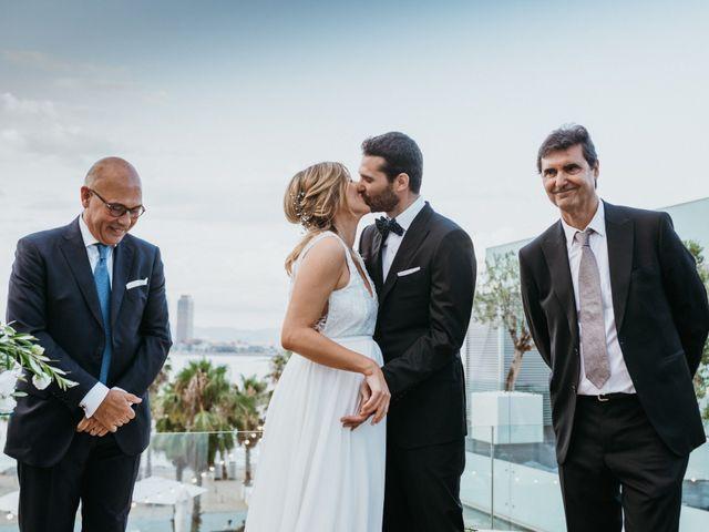 La boda de Víctor y Marta en Barcelona, Barcelona 61