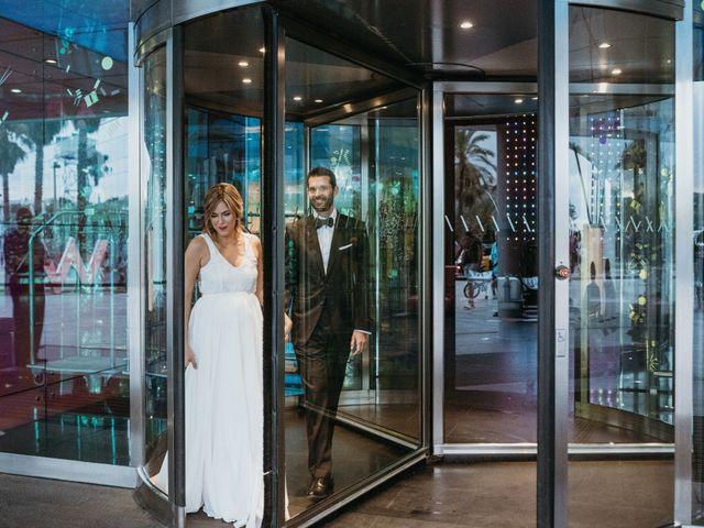La boda de Víctor y Marta en Barcelona, Barcelona 65