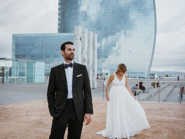 La boda de Víctor y Marta en Barcelona, Barcelona 76