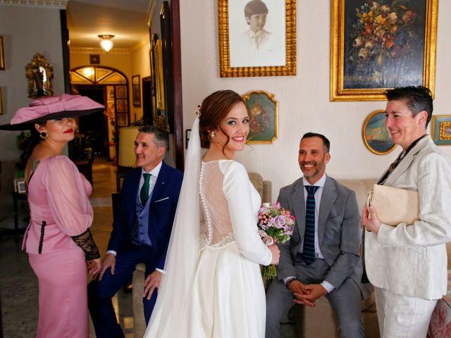 La boda de Antonio y Ana en La Palma Del Condado, Huelva 11