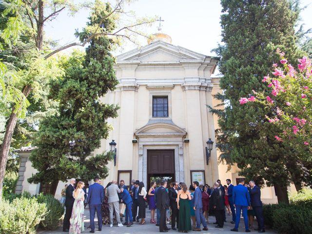 La boda de Ruben y Sara en Madrid, Madrid 16