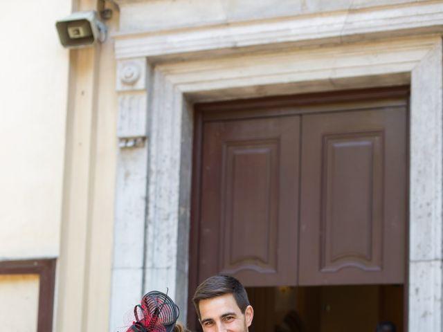 La boda de Ruben y Sara en Madrid, Madrid 17