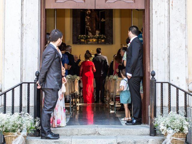 La boda de Ruben y Sara en Madrid, Madrid 18