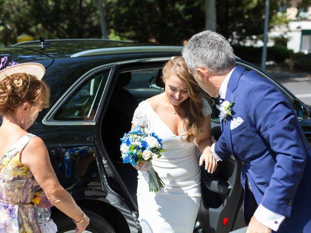 La boda de Ruben y Sara en Madrid, Madrid 20