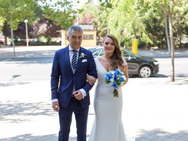 La boda de Ruben y Sara en Madrid, Madrid 21