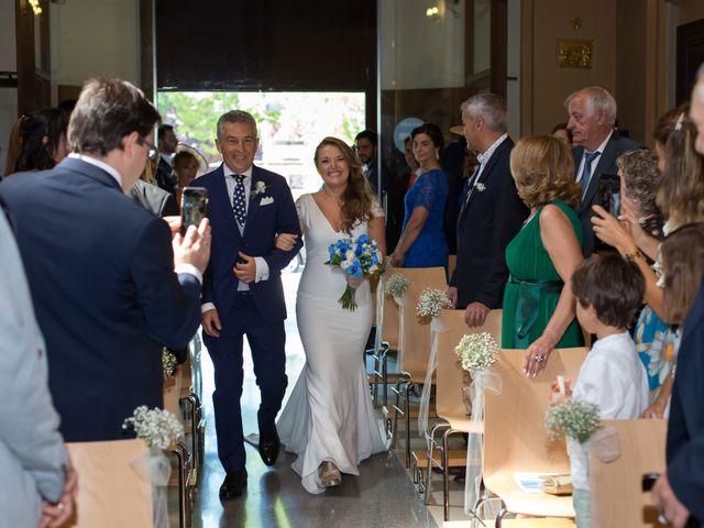 La boda de Ruben y Sara en Madrid, Madrid 22