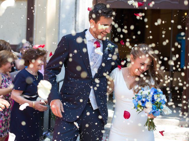 La boda de Ruben y Sara en Madrid, Madrid 28