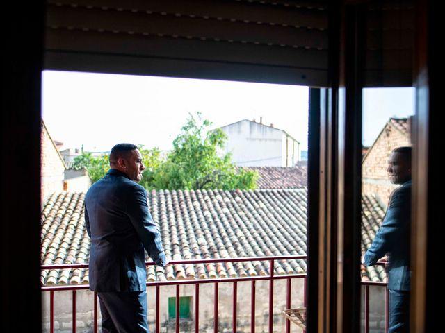 La boda de Sadiel y Ariadna en Carcastillo, Navarra 8