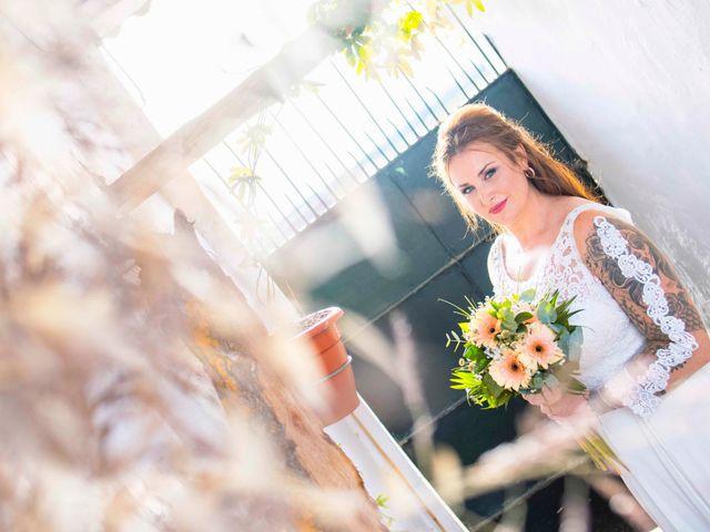 La boda de Sadiel y Ariadna en Carcastillo, Navarra 18