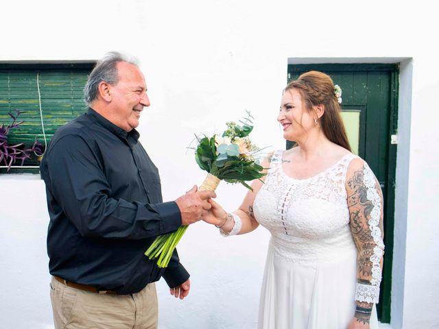 La boda de Sadiel y Ariadna en Carcastillo, Navarra 20