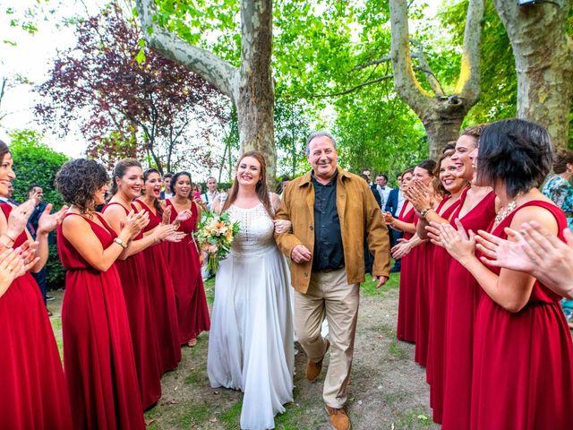 La boda de Sadiel y Ariadna en Carcastillo, Navarra 24