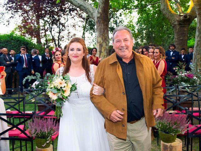 La boda de Sadiel y Ariadna en Carcastillo, Navarra 25