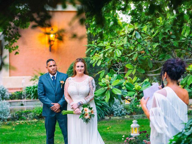 La boda de Sadiel y Ariadna en Carcastillo, Navarra 26