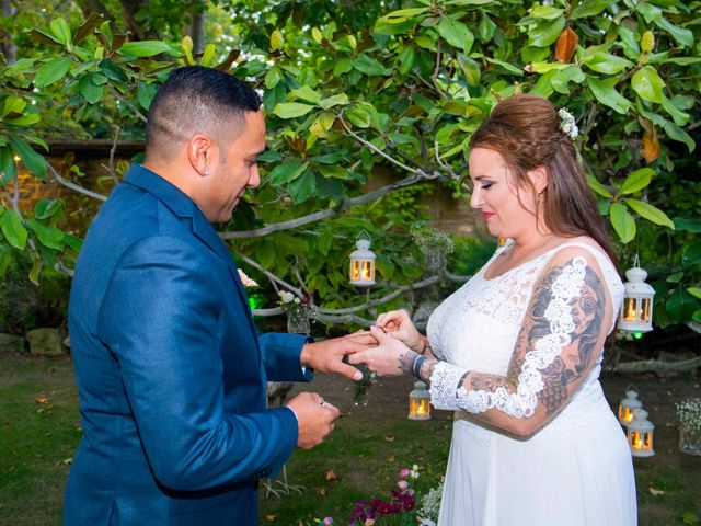 La boda de Sadiel y Ariadna en Carcastillo, Navarra 28
