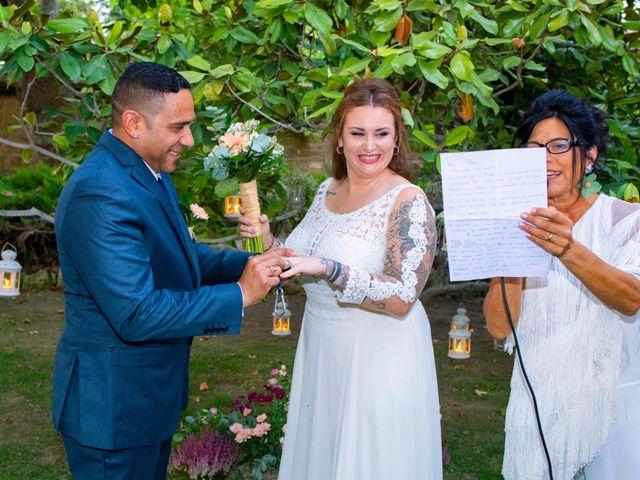 La boda de Sadiel y Ariadna en Carcastillo, Navarra 29