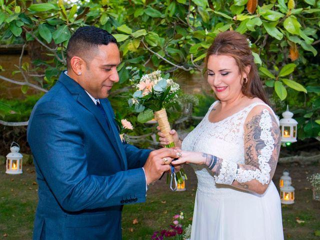 La boda de Sadiel y Ariadna en Carcastillo, Navarra 30