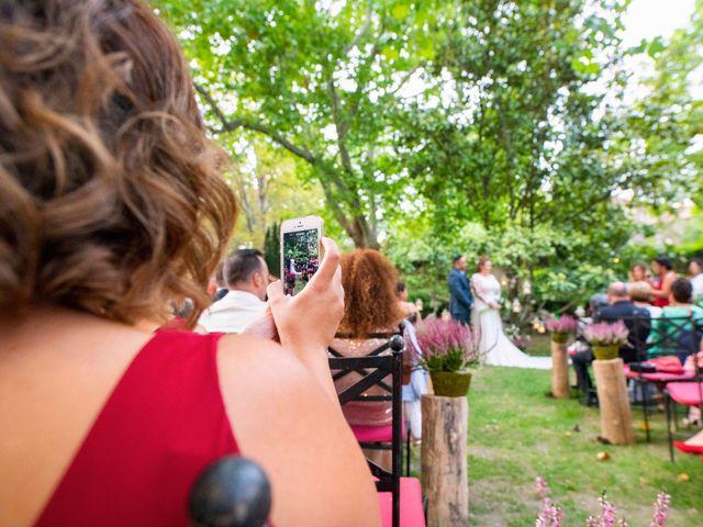 La boda de Sadiel y Ariadna en Carcastillo, Navarra 31