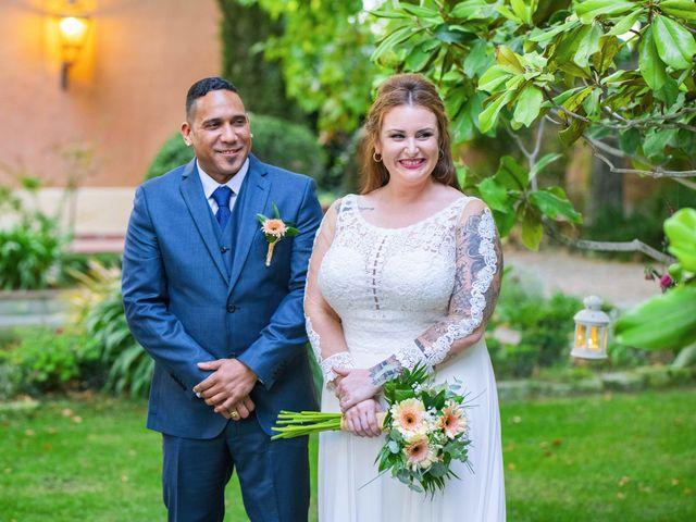 La boda de Sadiel y Ariadna en Carcastillo, Navarra 32