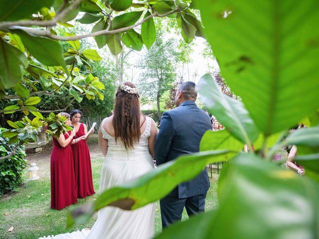 La boda de Sadiel y Ariadna en Carcastillo, Navarra 35