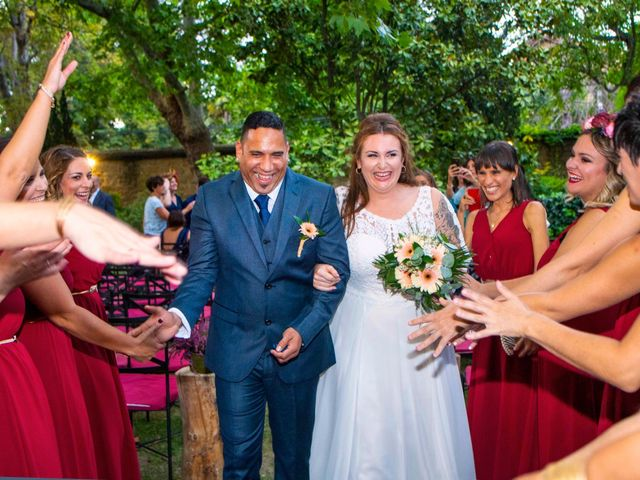 La boda de Sadiel y Ariadna en Carcastillo, Navarra 36