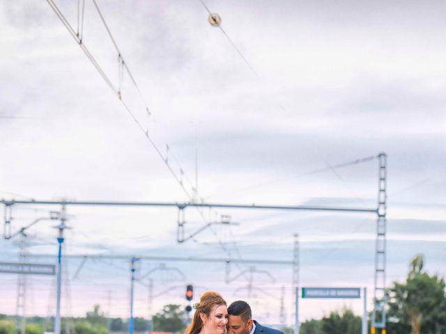 La boda de Sadiel y Ariadna en Carcastillo, Navarra 1