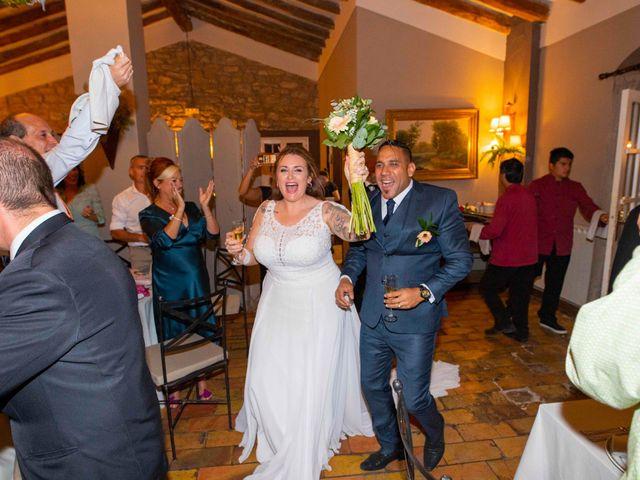 La boda de Sadiel y Ariadna en Carcastillo, Navarra 41