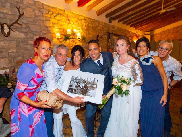 La boda de Sadiel y Ariadna en Carcastillo, Navarra 44