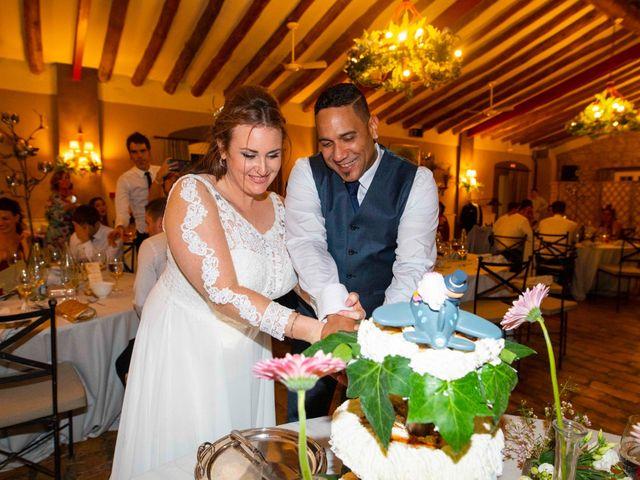 La boda de Sadiel y Ariadna en Carcastillo, Navarra 45