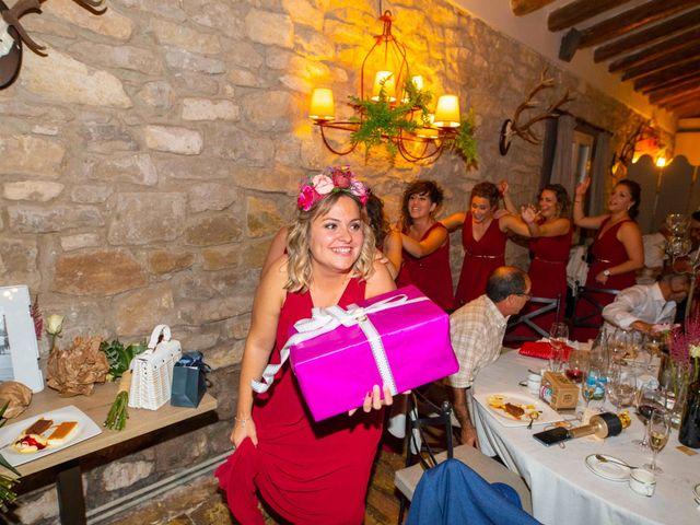 La boda de Sadiel y Ariadna en Carcastillo, Navarra 46