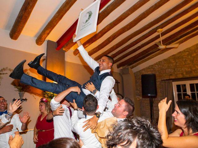 La boda de Sadiel y Ariadna en Carcastillo, Navarra 47