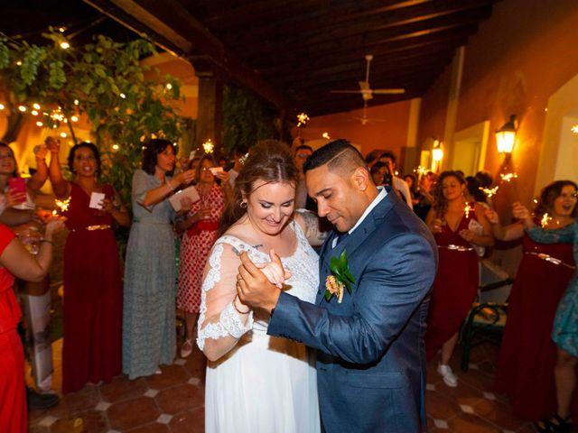 La boda de Sadiel y Ariadna en Carcastillo, Navarra 50