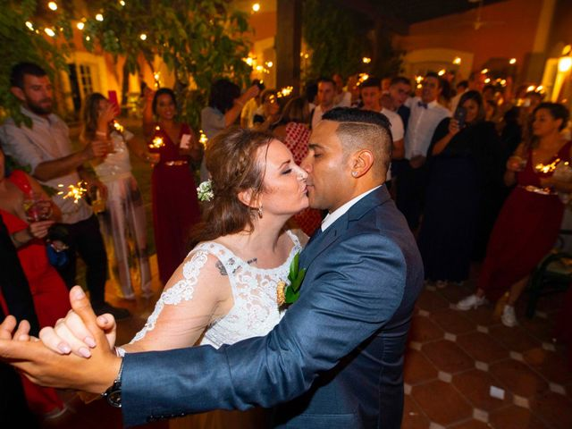 La boda de Sadiel y Ariadna en Carcastillo, Navarra 51