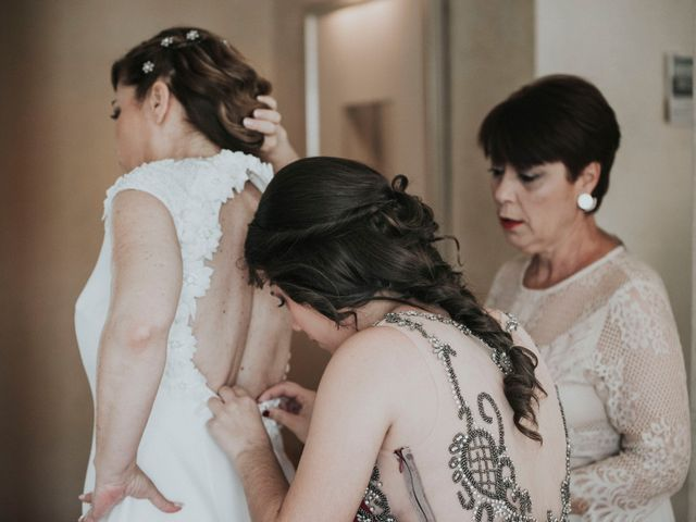 La boda de Atanasio y Inma en Almería, Almería 9