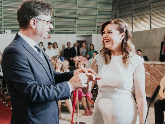 La boda de Atanasio y Inma en Almería, Almería 25
