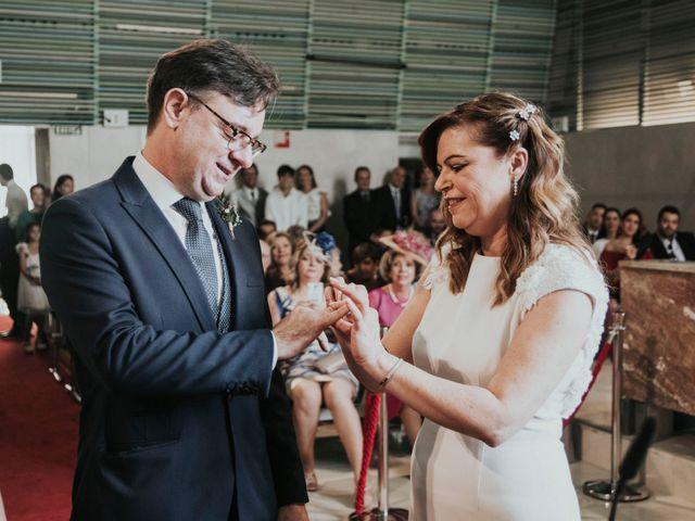 La boda de Atanasio y Inma en Almería, Almería 27