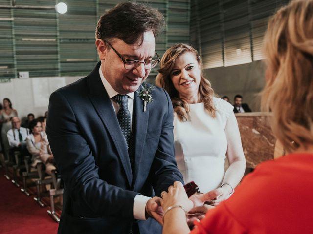 La boda de Atanasio y Inma en Almería, Almería 29