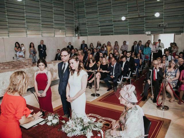 La boda de Atanasio y Inma en Almería, Almería 30