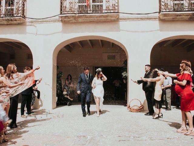 La boda de Atanasio y Inma en Almería, Almería 39