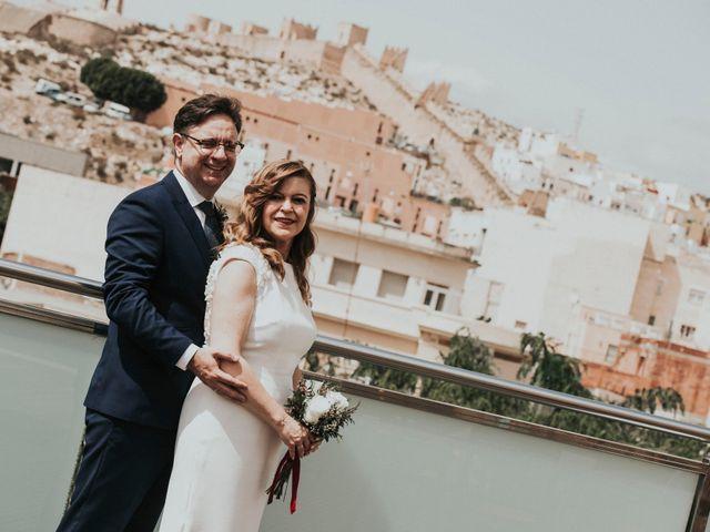 La boda de Atanasio y Inma en Almería, Almería 41