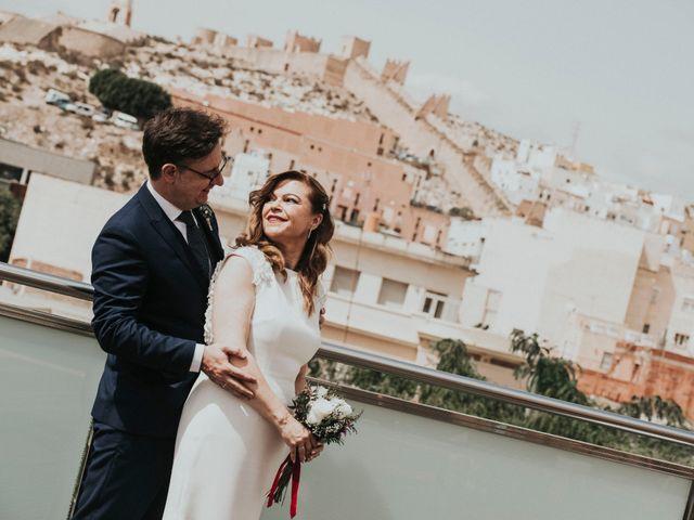 La boda de Atanasio y Inma en Almería, Almería 42