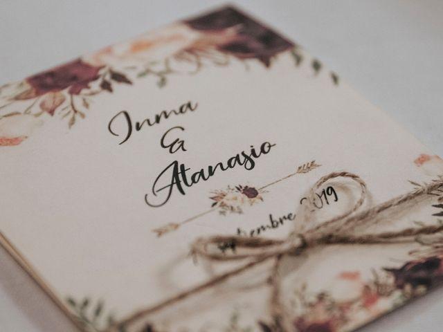 La boda de Atanasio y Inma en Almería, Almería 43