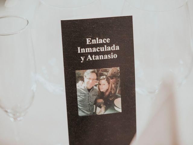 La boda de Atanasio y Inma en Almería, Almería 51