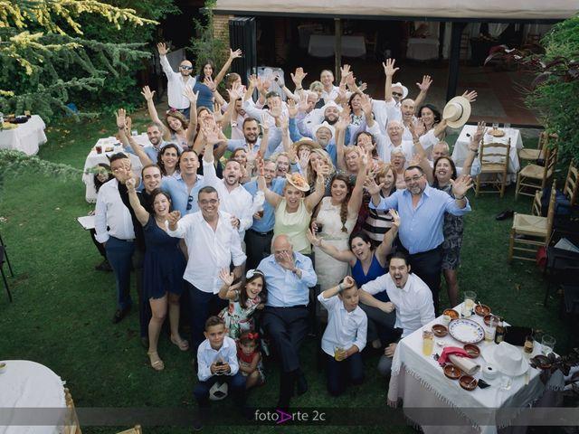 La boda de Germán  y Marta en Pinilla Del Valle, Madrid 1